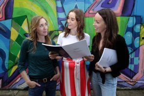 Asking For It the play by Louise O'Neill, adapted by Meadhbh McHugh in collaboration with Annabelle Comyn