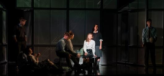 Lauren Coe (Emma) and company